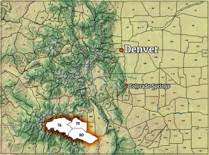 Colorado Hunting Units 76, 79, 80